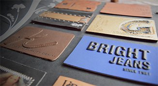 Leather Labels