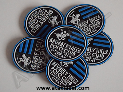 Rubber label, plastic label, rubber label production, pvc label, color pvc label, coat label, mass production label